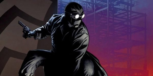 Nicolas Cage Has Channelled Humphrey Bogart For Spider Man Noir Role