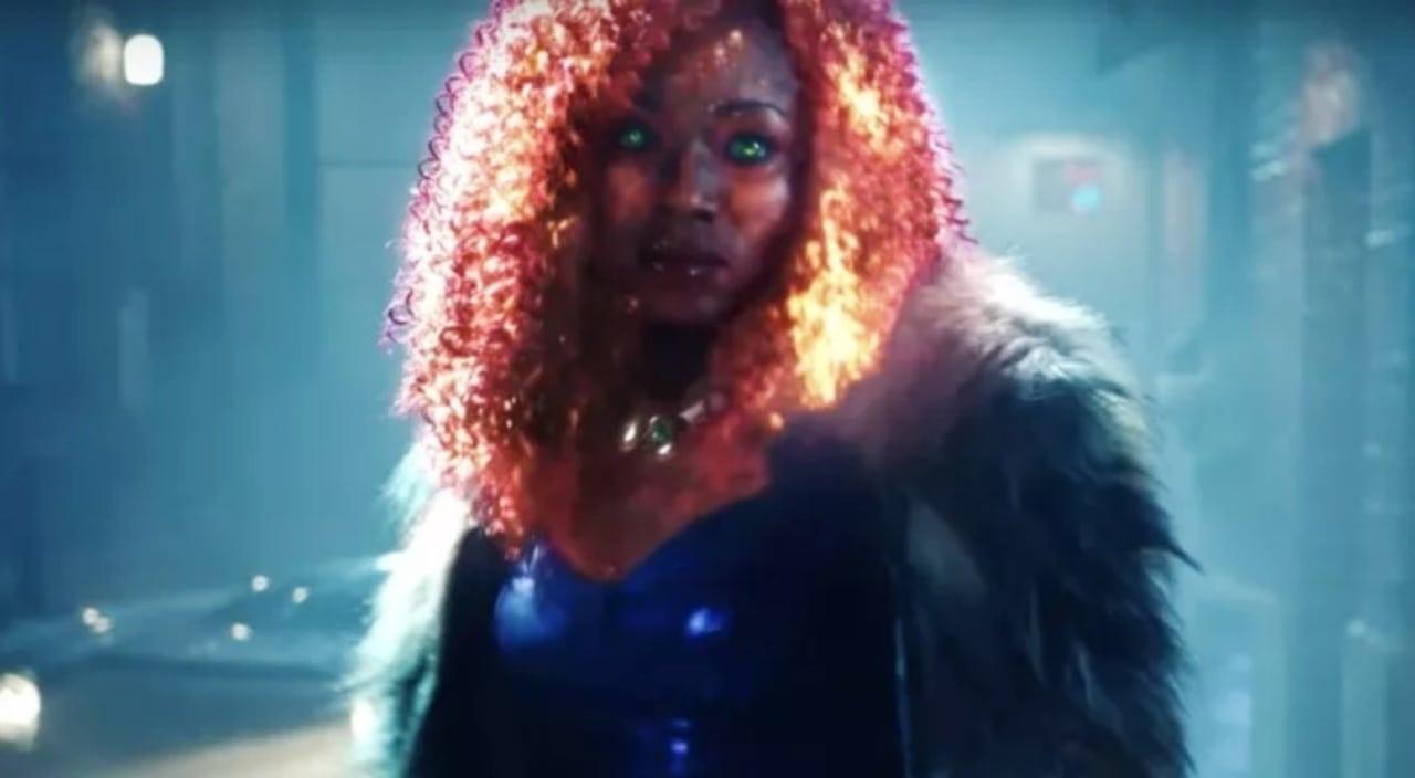 Anna Diop reveals Starfire's new look for DC's Titans season 2