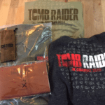 Giveaway – Win a Tomb Raider merchandise bundle – NOW CLOSED