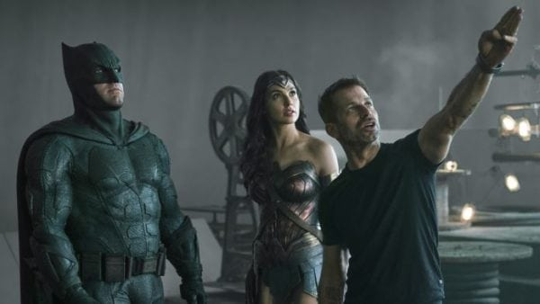 Zack Snyder reveals his original plans for Justice League