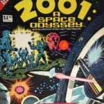 Machine Men & Monoliths: Jack Kirby Tackles Clarke and Kubrick's 2001: A Space Odyssey