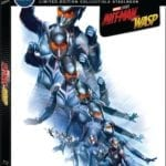 Marvel's Ant-Man and the Wasp 4K Blu-ray and Steelbook cover art revealed
