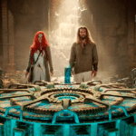Aquaman and Mera featured in new image from the DC blockbuster