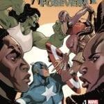 Preview of Avengers: Wakanda Forever #1