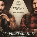 Movie Review – BlacKkKlansman (2018)