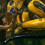 Bumblebee and Hailee Steinfeld featured in new image from the Transformers spinoff