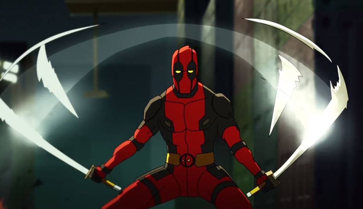 Deadpool Serie