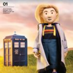 Titan Comics unveils Doctor Who: The Thirteenth Doctor variant covers