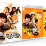 Giveaway – Win Jackie Chan's Police Story & Police Story 2 Limited Edition Box Set – NOW CLOSED