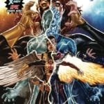 Preview of Marvel's Extermination #1