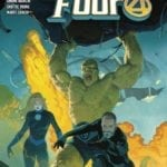 Fantastic Four and The Legend of Korra top bestselling comic books and graphic novels of August 2018
