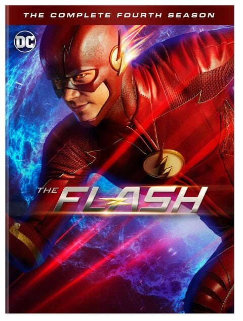 Flash-s4-DVD