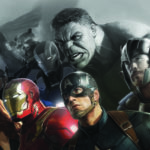 Marvel announces new book How to Paint Characters the Marvel Studios Way