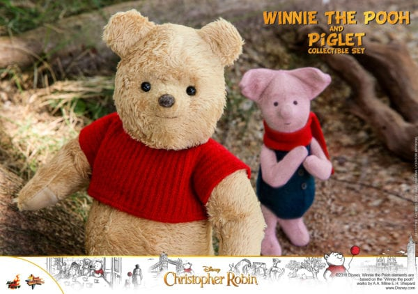 Disney S Christopher Robin Gets A Winnie The Pooh And Piglet Movie