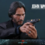 John Wick gets a Movie Masterpiece Series collectible figure from Hot Toys