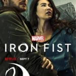 Danny Rand and Colleen Wing featured on new Iron Fist season 2 poster