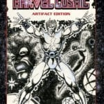 Preview of Jim Starlin's Marvel Cosmic Artifact Edition