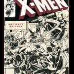 Preview of John Byrne's X-Men Artifact Edition