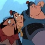 Disney's live-action Mulan finds its Ling and Chien Po