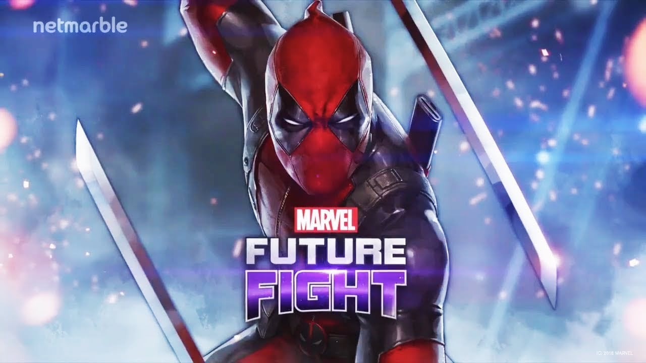 Deadpool fights his way onto Marvel Future Fight
