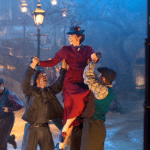 Mary Poppins Returns image teases a magical musical number