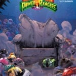 Preview of Mighty Morphin Power Rangers #30