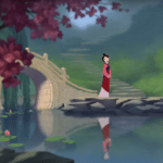 Mulan director shares behind-the-scenes image from the first day of filming