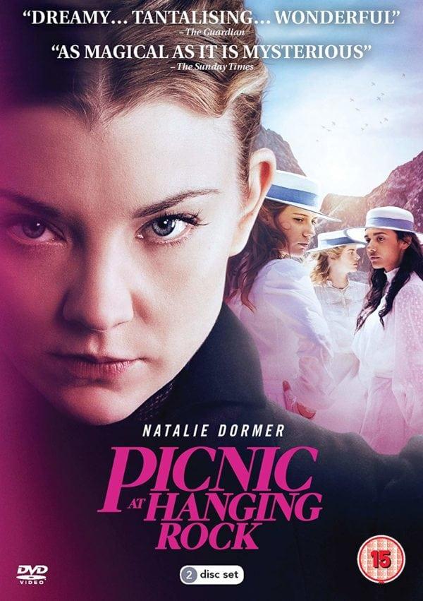 Picnic at Hanging Rock coming to DVD next week