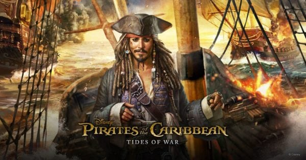 Pirates of the Caribbean: Tides of War Update