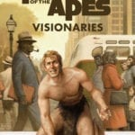 Comic Book Review – Rod Serling's Planet of the Apes: Visionaries