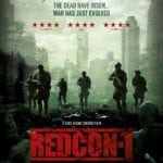 British zombie thriller Redcon-1 gets a poster and trailer
