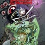 Preview of Rick and Morty vs. Dungeons & Dragons #1