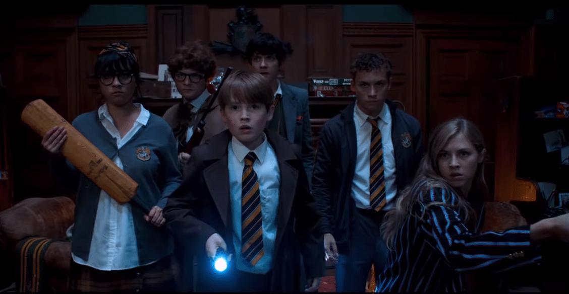 Movie Review – Slaughterhouse Rulez (2019)