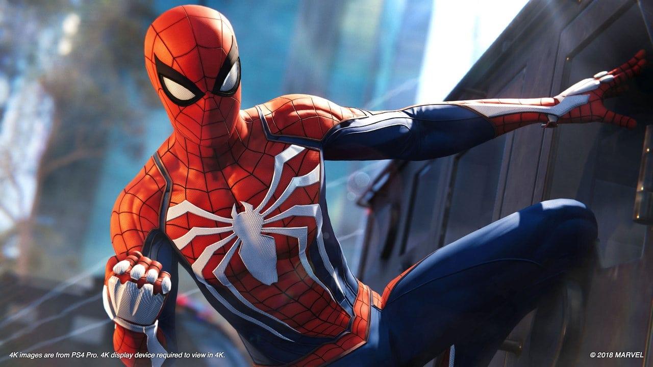Spider-Man PS4 launch trailer swings online