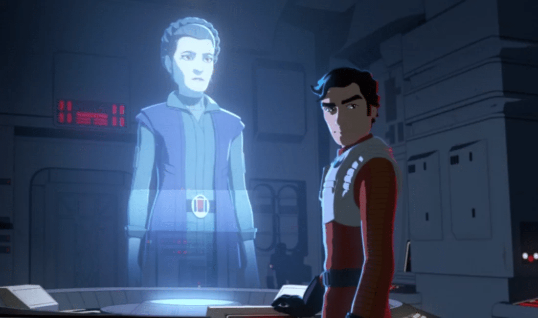 Synopses for the first five episodes of Star Wars Resistance revealed