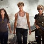 First look at Linda Hamilton, Mackenzie Davis and Natalia Reyes in the Terminator reboot