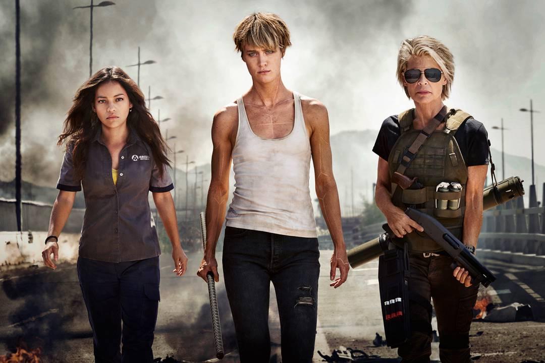 Terminator 6 officially titled Terminator: Dark Fate