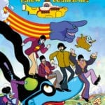 Preview of The Beatles Yellow Submarine graphic novel adaptation