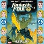 The Fantasticast #293.5 – Fantastic Four #1 Review & Dan Slott Interview