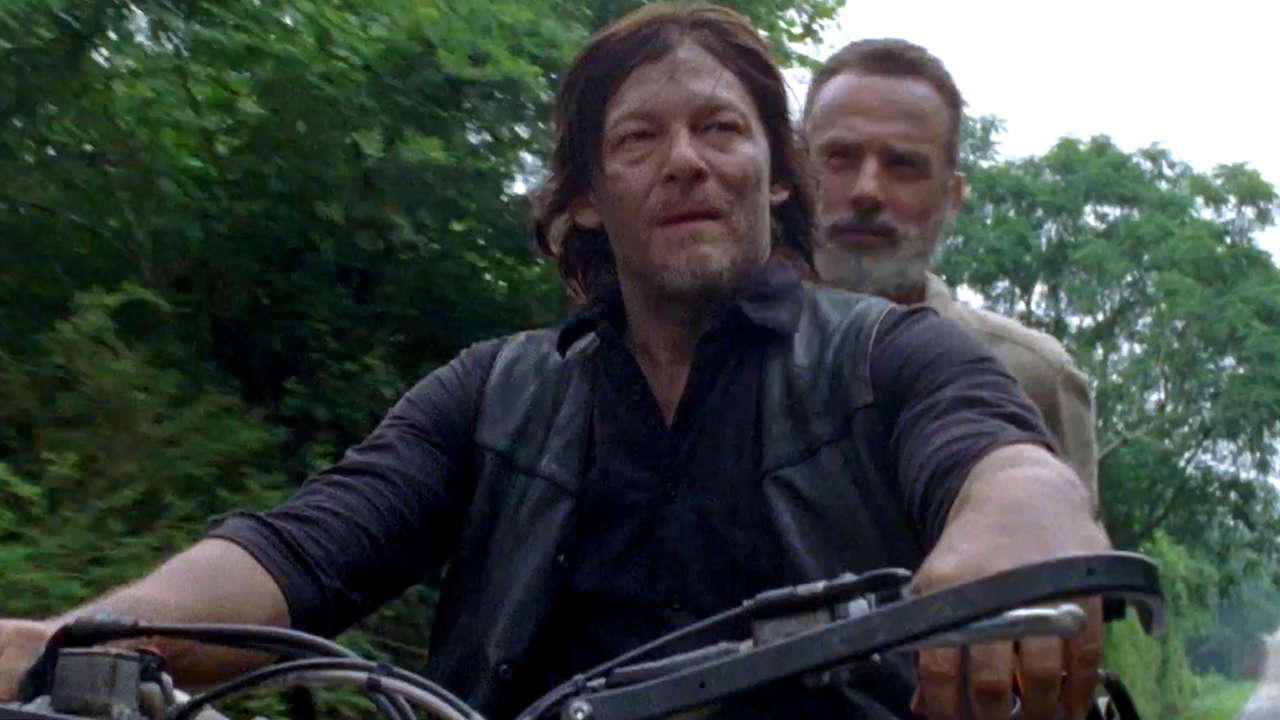 new trailer for the walking dead season 9 teases a leadership clash