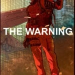 Image unveils first look at military sci-fi series The Warning