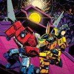 Comic Book Review – Optimus Prime #22
