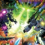 Comic Book Review – Transformers: Unicron #3
