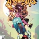 Preview of West Coast Avengers #1