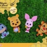 Winnie the Pooh and friends get the Cosbaby treatment from Hot Toys
