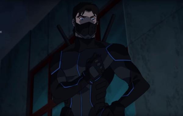 Nightwing featured in first young justice outsiders clip - Pictures of nightwing from young justice ...