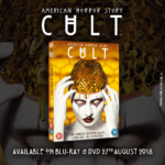 Giveaway – Win American Horror Story: Cult DVD and goodies – NOW CLOSED