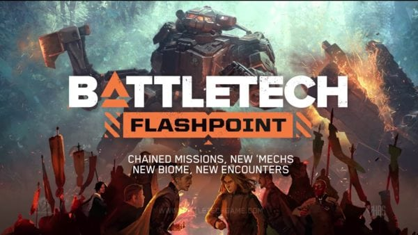 Flashpoint expansion coming to BattleTech this November