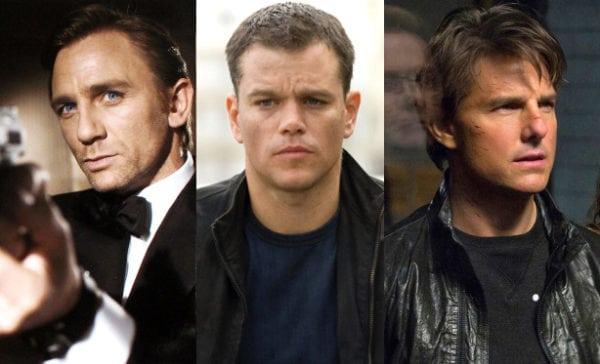 Bond v Bourne v Hunt: Who is the Ultimate 21st Century Action Hero?