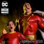 Shazam and Billy Batson gets a collectible statue from Iron Studios